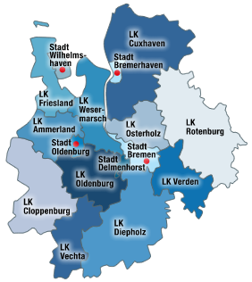 Metropolregion Bremen/Oldenburg